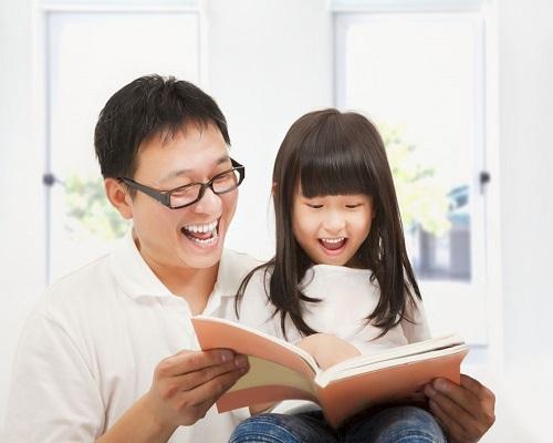 Dạy con ngoan học giỏi cho bé tiểu học