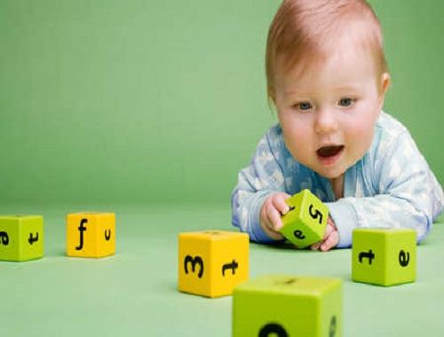 Giúp bé phát triển toàn diện ngay từ khi còn nhỏ