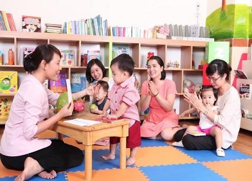 Học mẹ Nhật cách kích hoạt thị giác