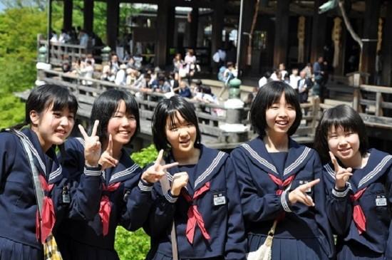 Giáo dục học sinh của nước Nhật