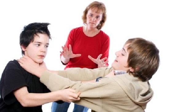 Đừng để con cái ngịch ngợm quá đà