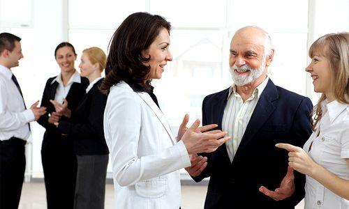 Học kỹ năng giao tiếp giúp thành công trong công việc