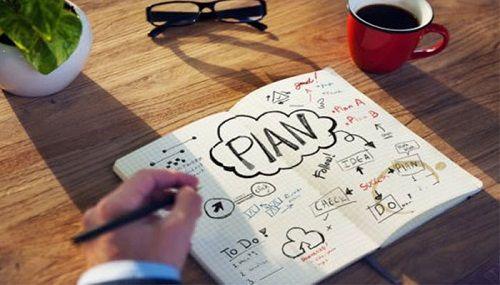 Kế hoạch tốt giúp công việc dễ dàng hơn