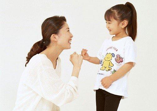 Tôn trọng suy nghĩ của trẻ, biết đồng cảm với trẻ