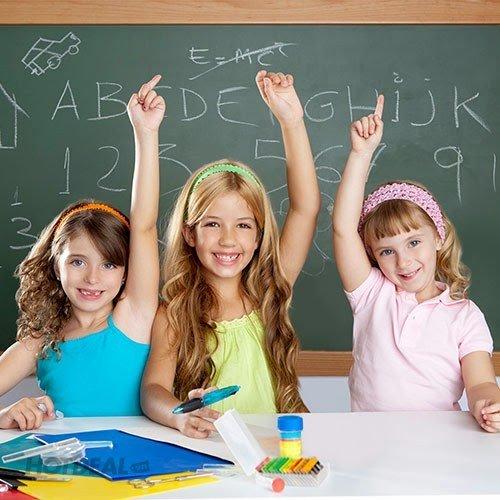 Cha mẹ hãy cho con một môi trường học tập thật thoải mái