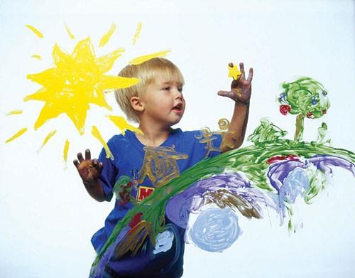 Năng khiếu của trẻ được hình thành và phát triển từ rất sớm