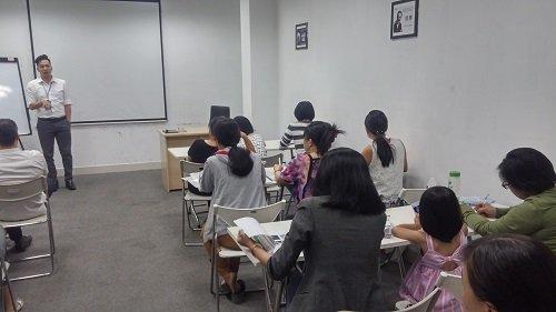 Lớp học sinh trắc vân tay Level 1
