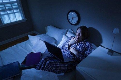Não bị ăn mòn khi bạn thức khuya