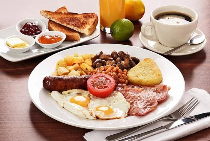 Kết quả hình ảnh cho ăn sáng
